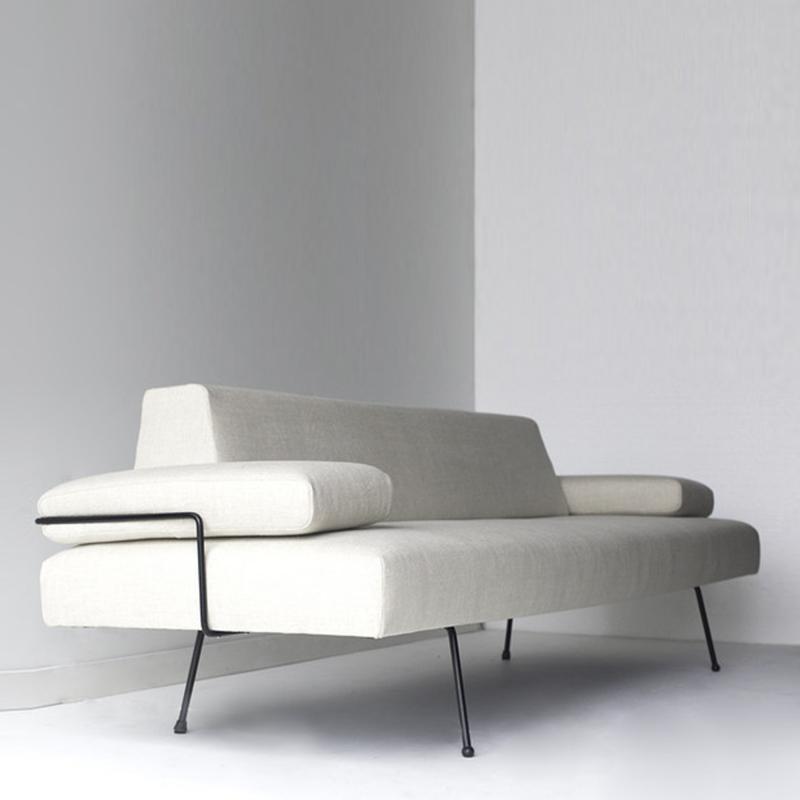 Craft Associates Wrought Iron Sofa 1416 for Craft Associates Furniture