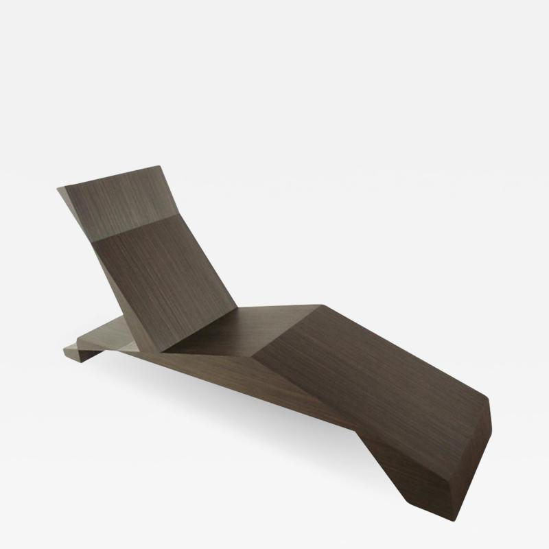 DESIGNLUSH WOODCUTTERS CHAISE LOUNGE Limited Edition