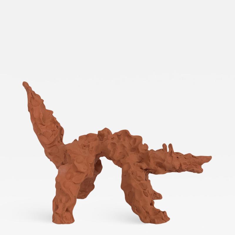 Dainche CRAZY WOLF Sculpture