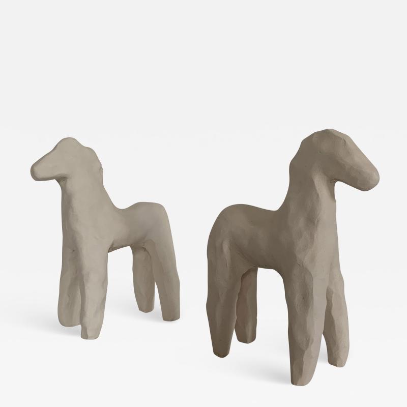 Dainche HORSES 02 03 Ceramic