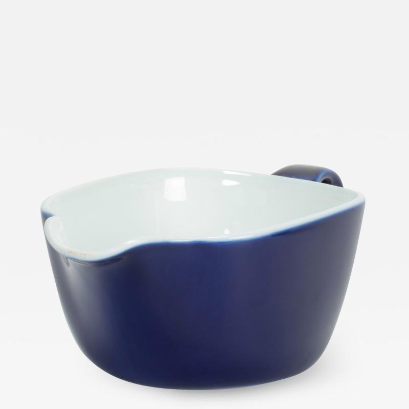 Dan Ild Ceramic pot Lyngby Ildfast Dan Ild 60s Denmark