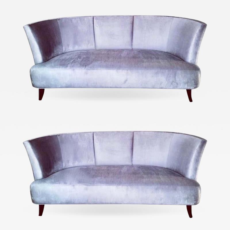 Darren Ransdell Design Pair of Sofas by Darren Ransdell Design