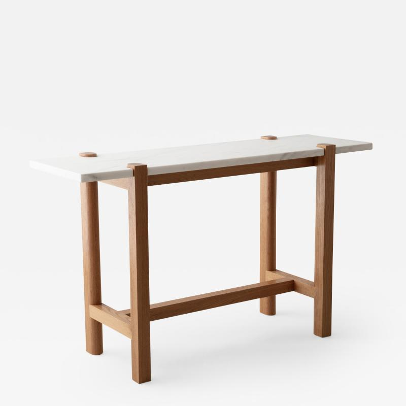 David Gaynor Design Pierce Console Table