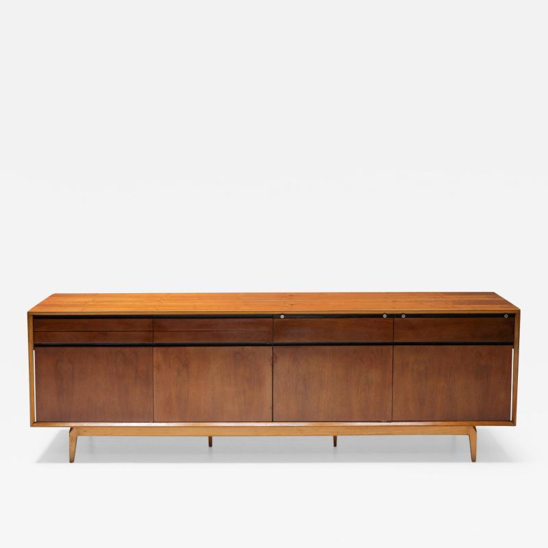 De Coene Fr res Rosewood Walnut Madison Sideboard from De Coene 1958