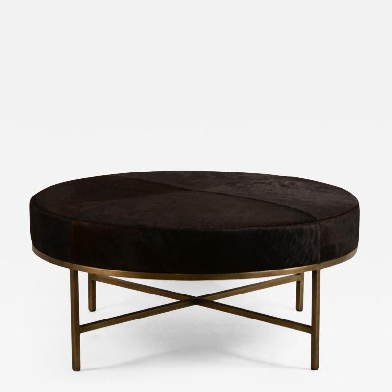 Design Fr res Medium Tambour Ottoman by Design Fr res