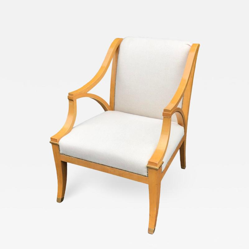 Dessin Fournir Companies Dessin Fournir Large Therien Studios Biedermeier Arm Chair