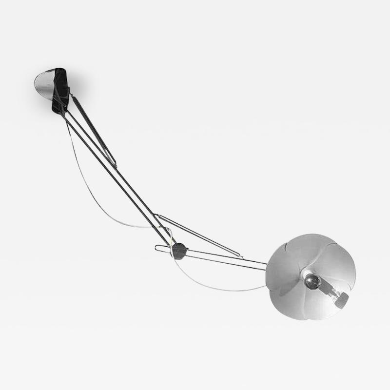 Disderot Olivier Mourgue Model 2093 BO Suspension Lamp for Disderot