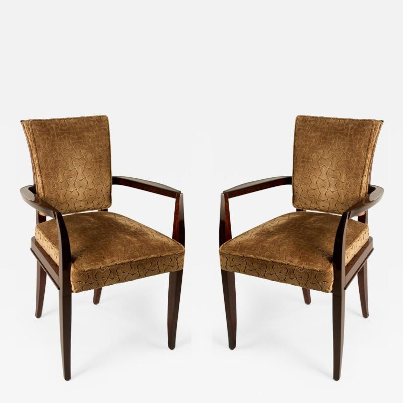 Dominique Dominique Pair of Armchairs Normandie Model