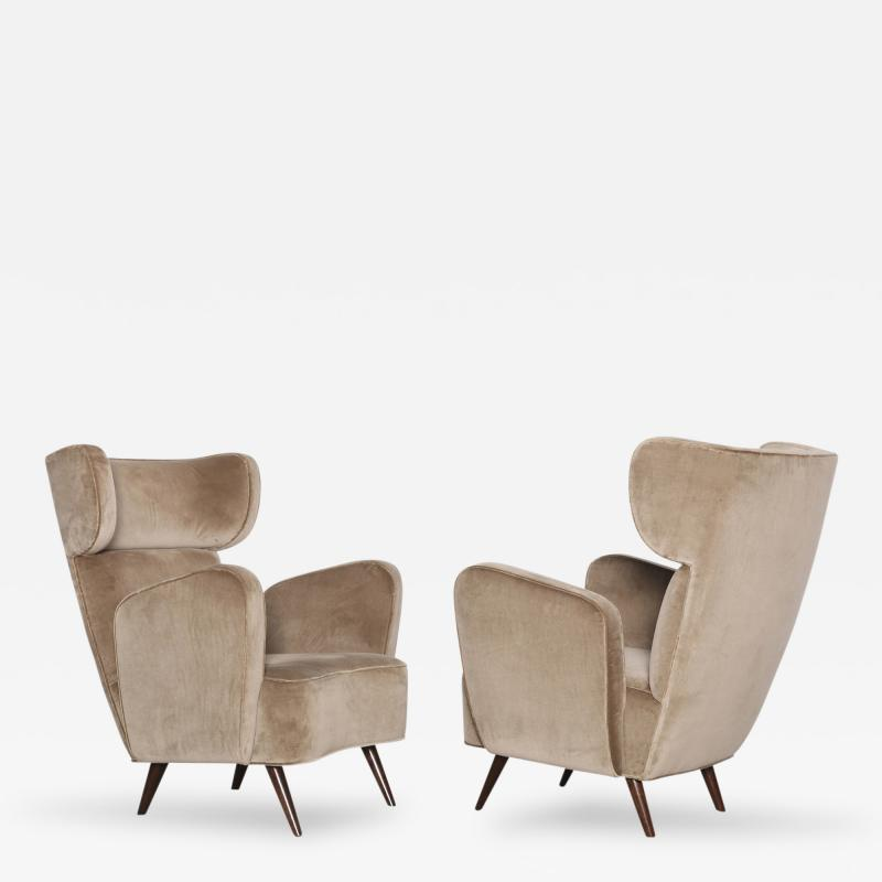 Donzella Treno New Production Lounge Chairs by Donzella Ltd