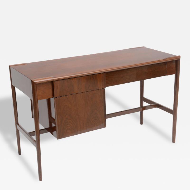 Drexel American Modern Walnut Desk by Drexel