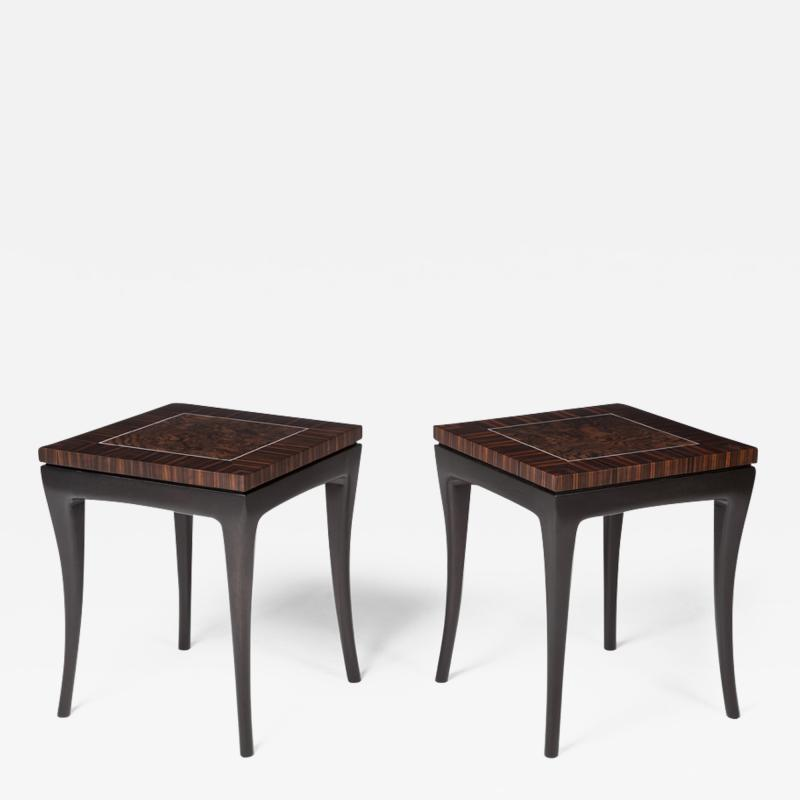 Dunleavy Bespoke Furniture Macassar Collection Side Tables