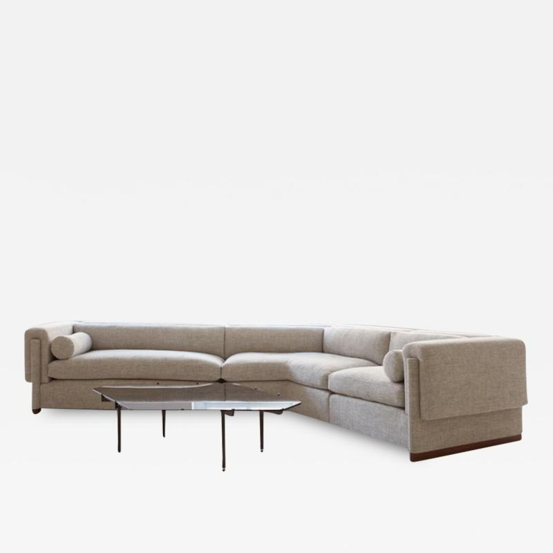 Egg Collective The Howard Sectional Sofa by Egg Collective