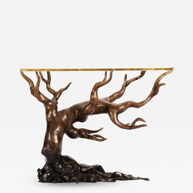 Elan Atelier Forest Side Table