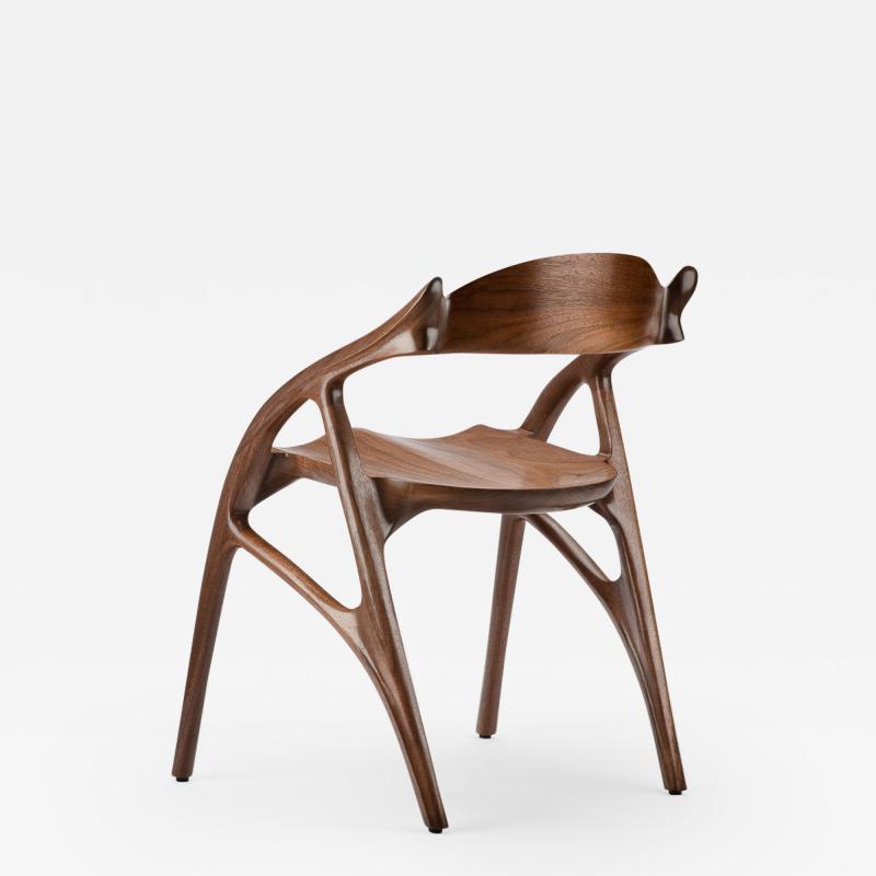 Erickson Woodworking Wapiti Chair