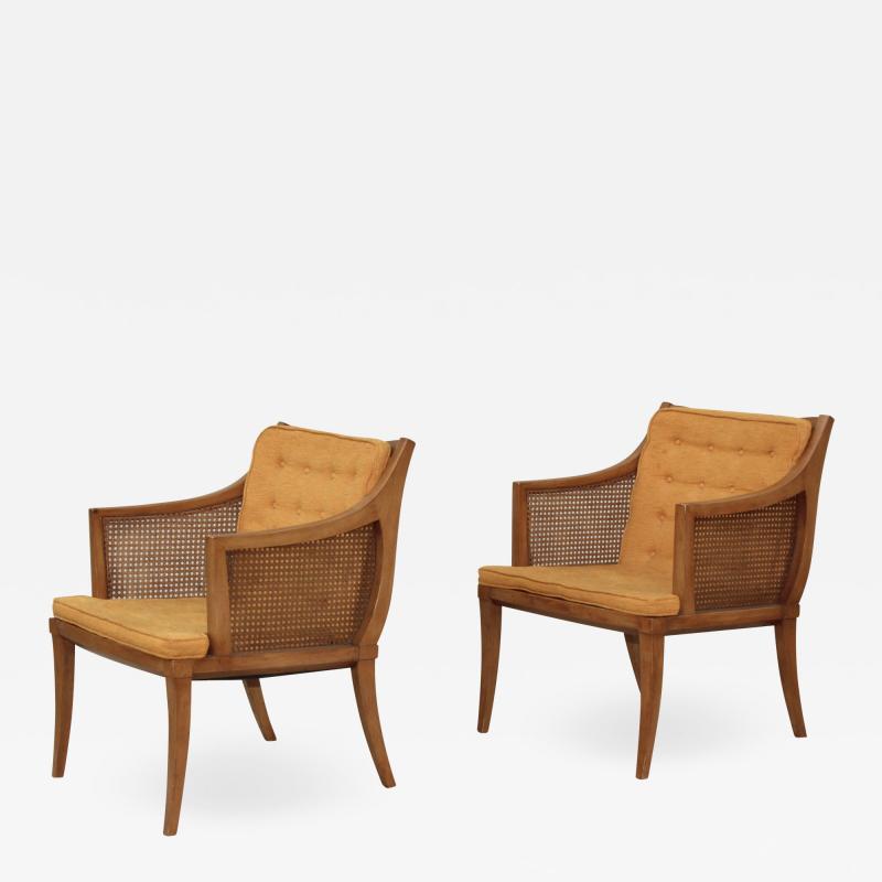 Erwin Lambeth Erwin Lambeth Mid Century Modern Lounge Chairs
