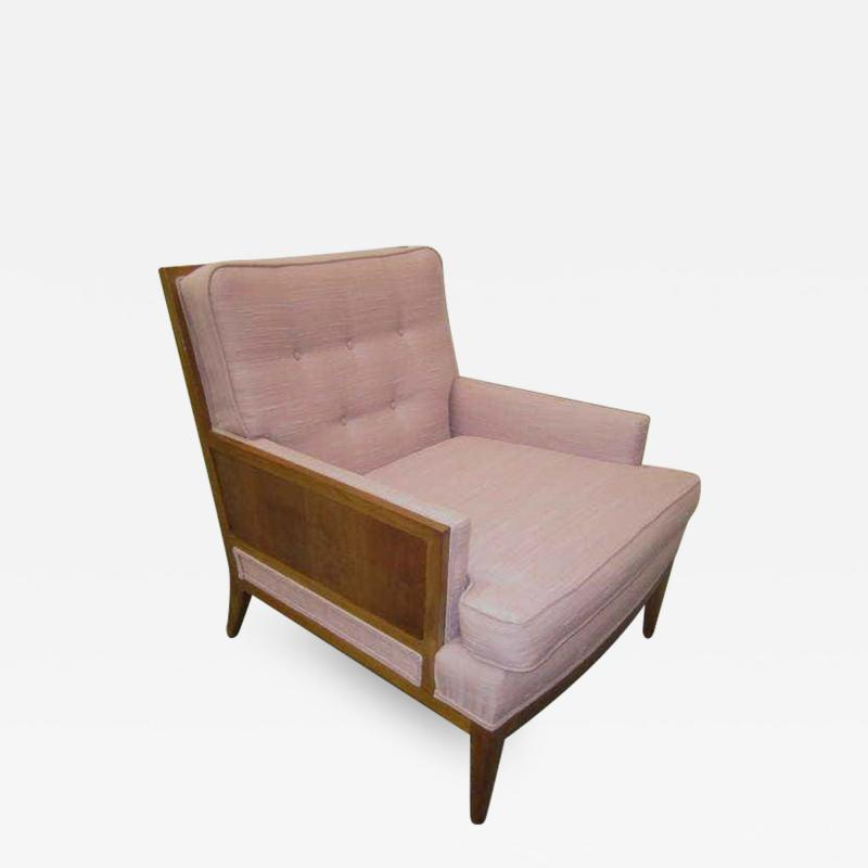 Erwin Lambeth Sophisticated Erwin Lambeth Walnut Lounge Chair Mid Century Modern