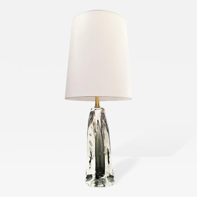 Esperia Bolla Infused Glass Table Lamp by Esperia