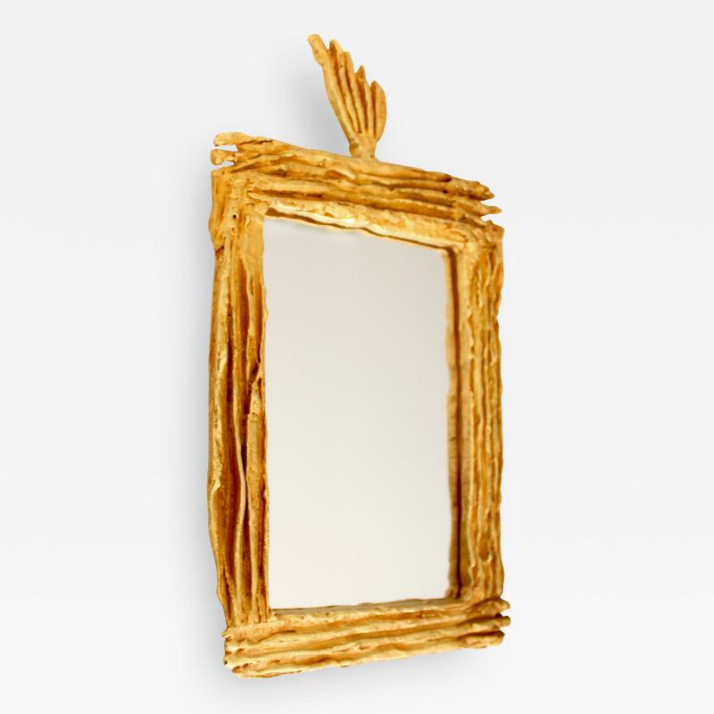 Fondica Gild Bronze Cast Mirror or Picture Frame by Fondica