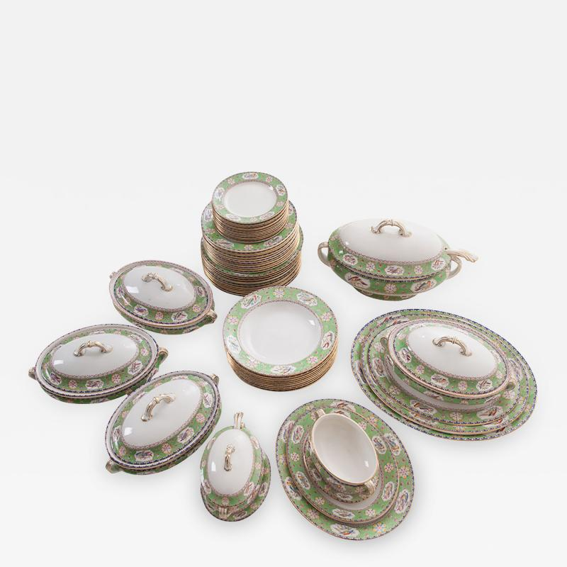 G L Ashworth and Brothers Limited 67 Piece Ashworth Brothers Parcel Dinner Service