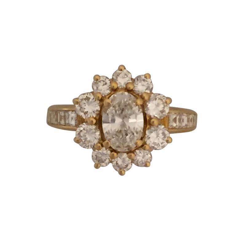 Garrard Co Garrard diamond ring