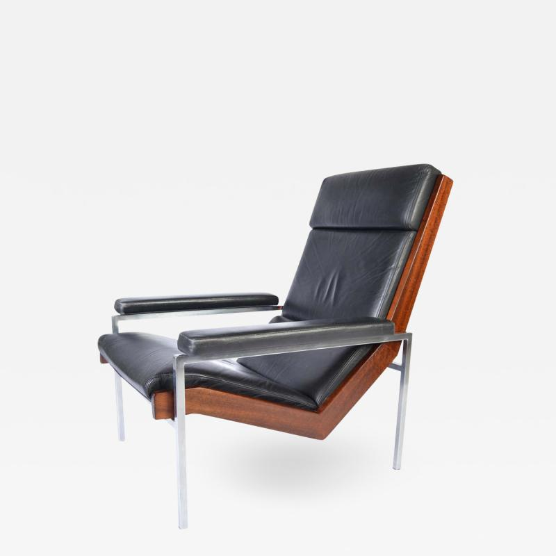 Gelderland Rob Parry for Gelderland Lotus Lounge Chair circa 1960