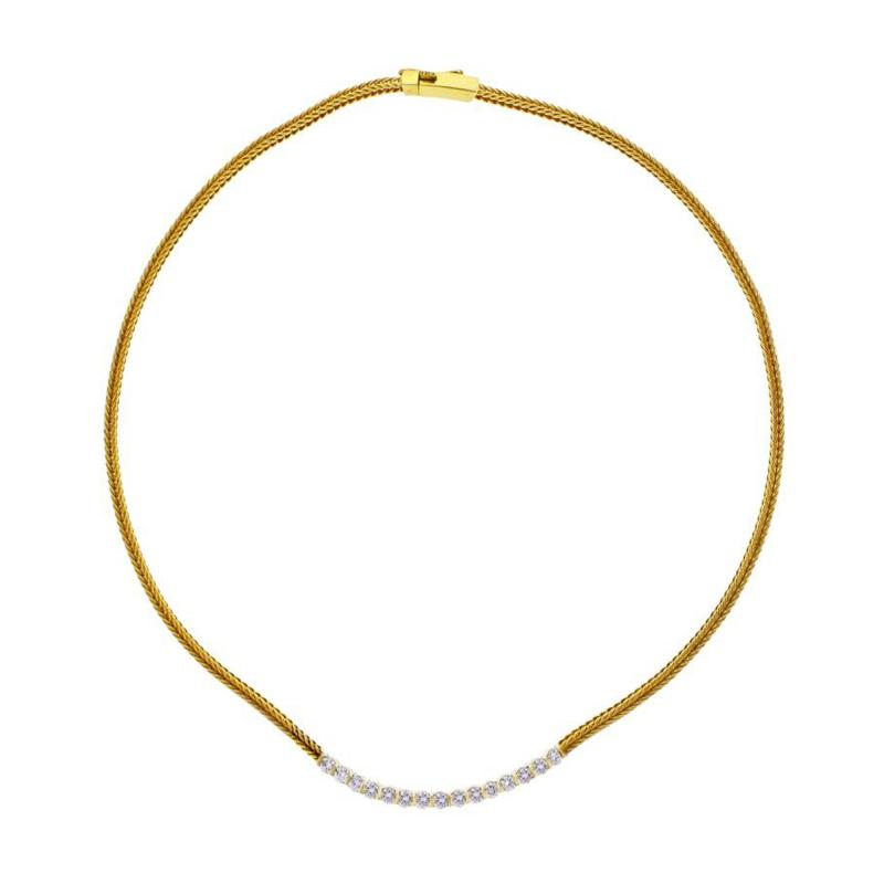 Gemveto Gemlok Gemveto Diamond Necklace