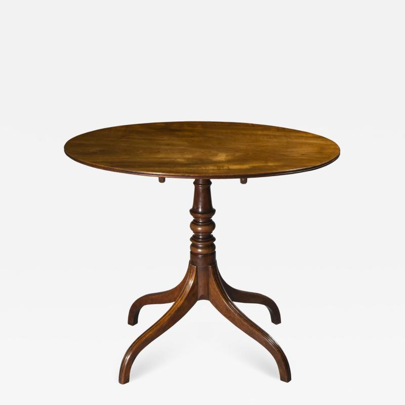 Gillows of Lancaster London Regency Oval Table in the manner of Gillows