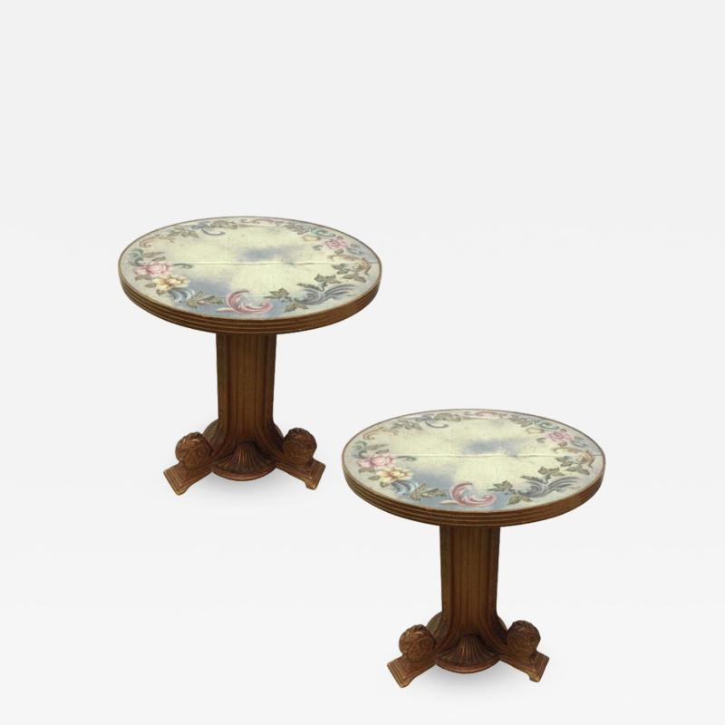 Grosfeld House Grosfeld House Matching Tables with glomis Top