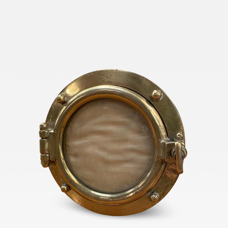 Gucci Gucci Rare Round Picture Frame Italy 1970
