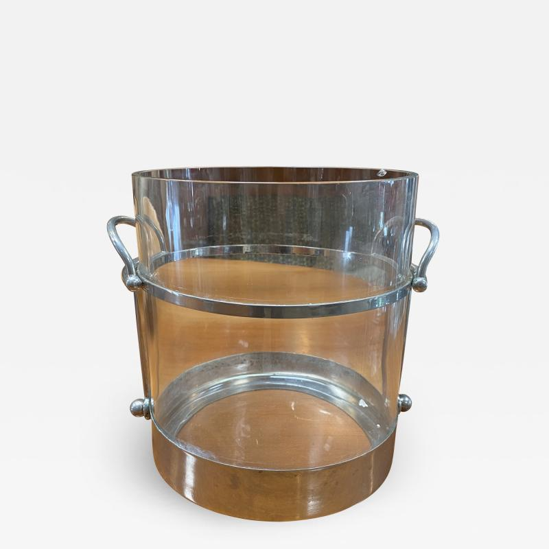 Gucci Rare and Vintage Ice Bucket by Gucci 1970s