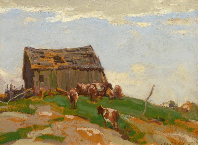 Henry Hobart Jr Nichols Hillside Farm
