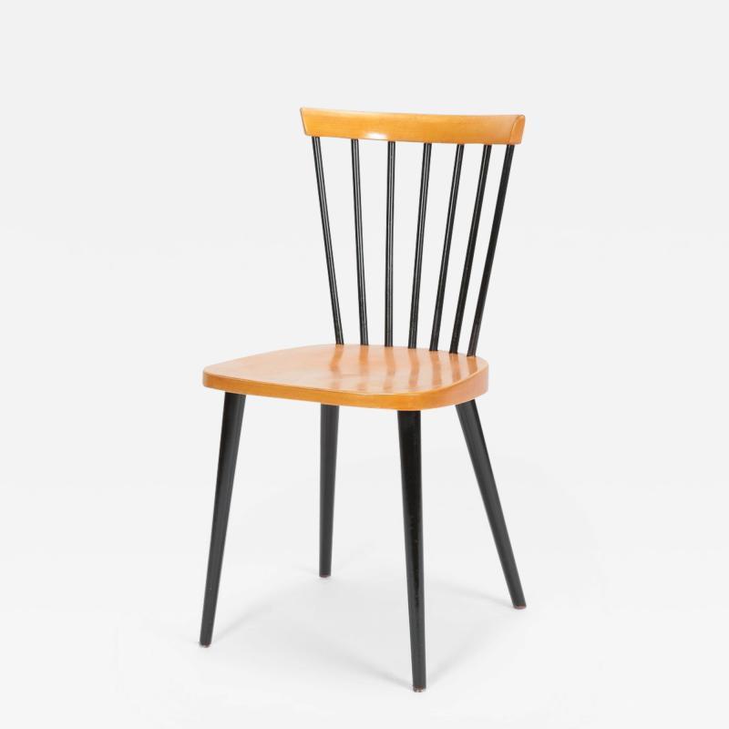 Horgen Glarus Horgen Glarus spoke chair 60s
