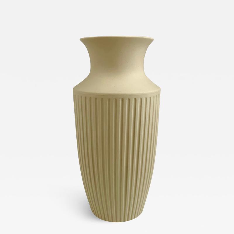 Hornsea Pottery Pottery Beige Bisque Vase