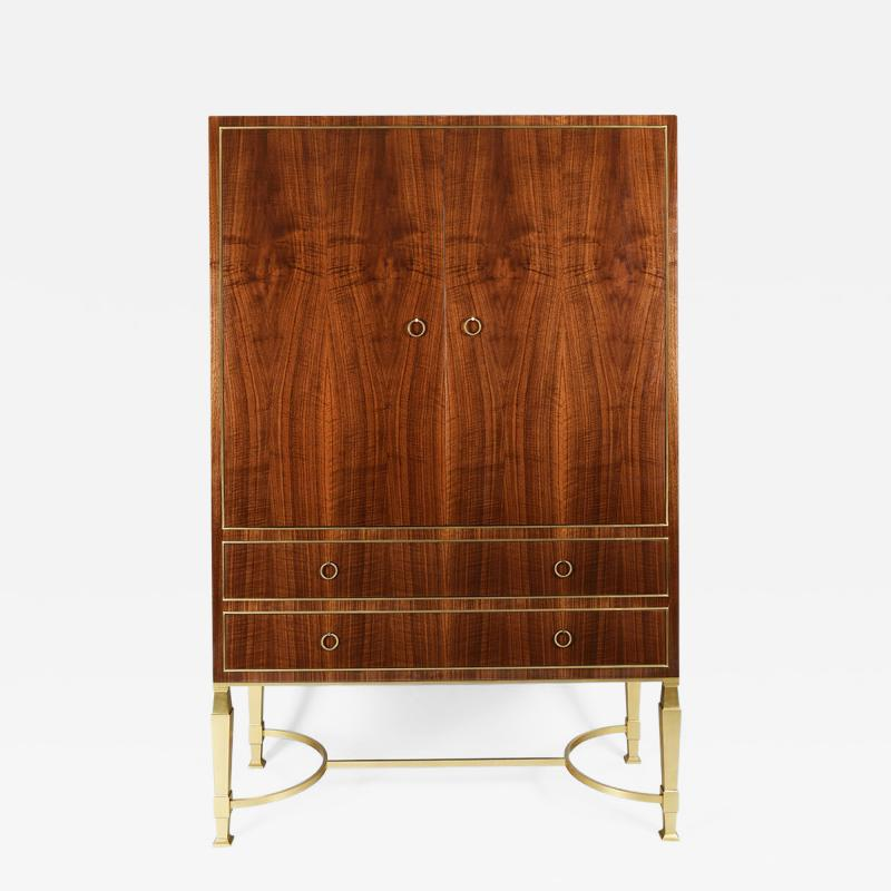 ILIAD Bespoke A French 40s Inspired Entertainment Cabinet