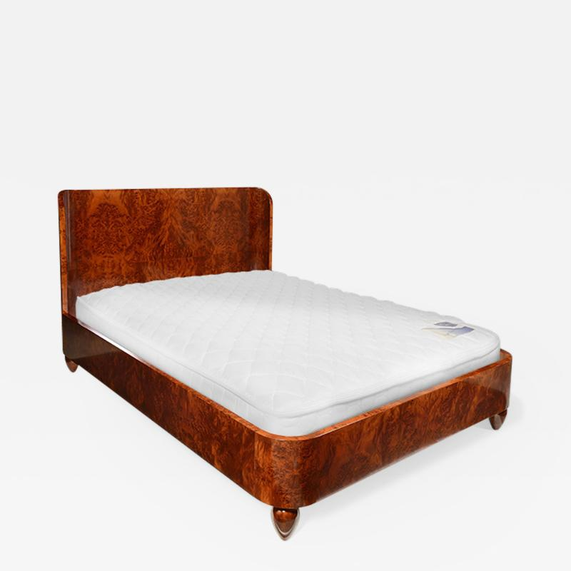 ILIAD Bespoke A French Modernist Inspired Queen Bed