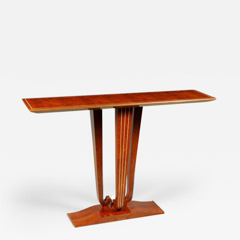 ILIAD Bespoke Art Deco inspired Console Table