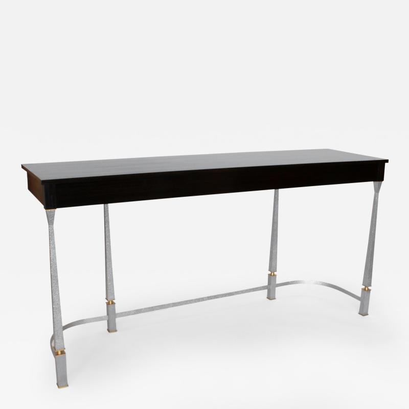 ILIAD DESIGN A freestanding Modernist Console Table by ILIAD Design