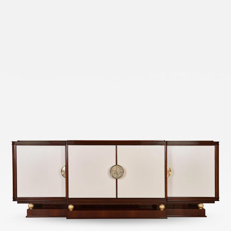 ILIAD DESIGN An Elegant Bookcase Cabinet by ILIAD Design
