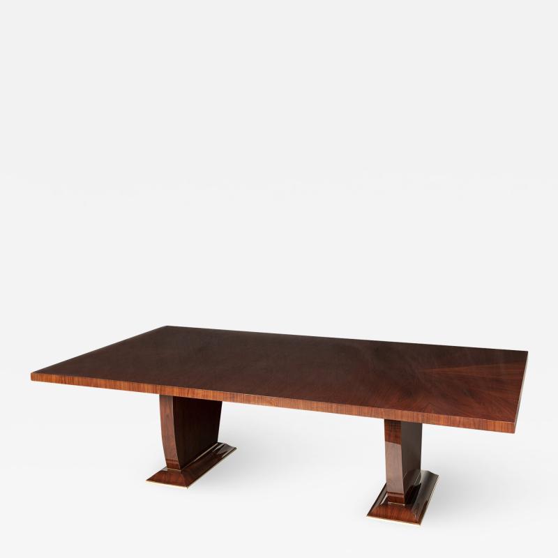 ILIAD DESIGN An Elegant Modernist Dining Table by ILIAD Design