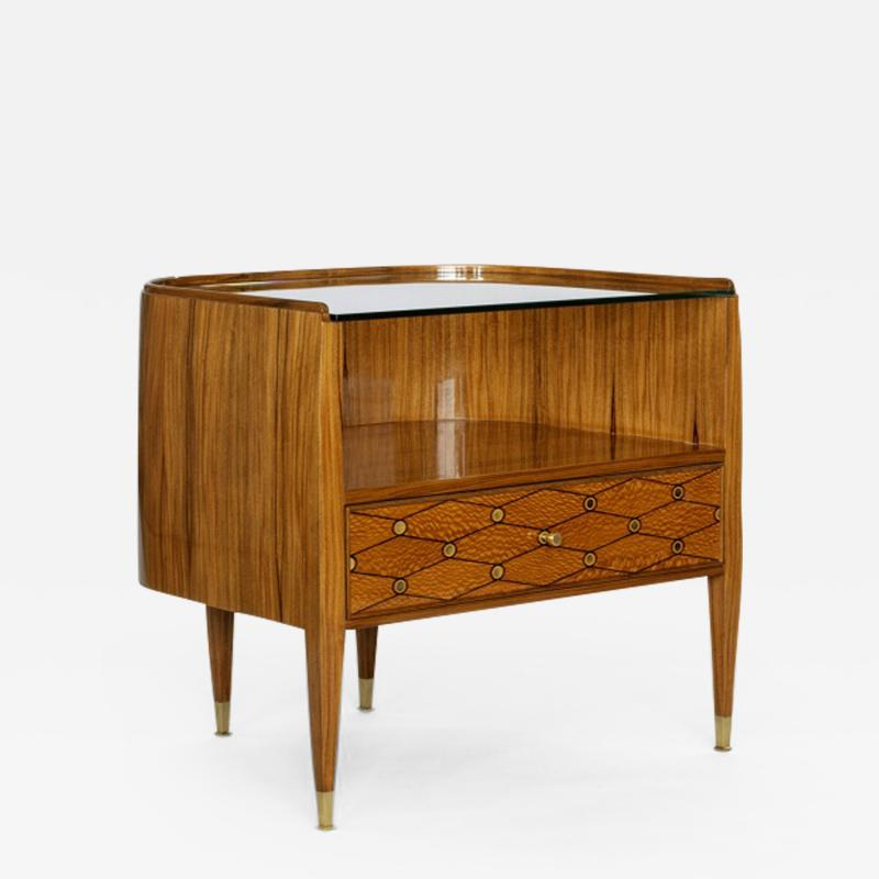 ILIAD DESIGN Modernist Inspired Bedside Table by ILIAD Design