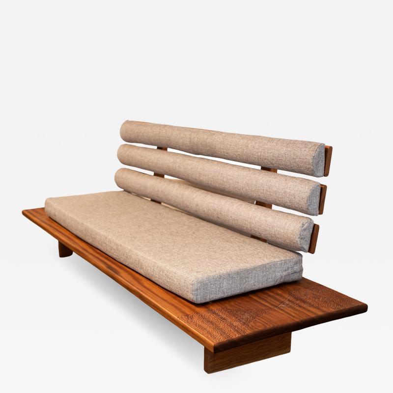 Ian Love Design Brazilian Cherry Couch
