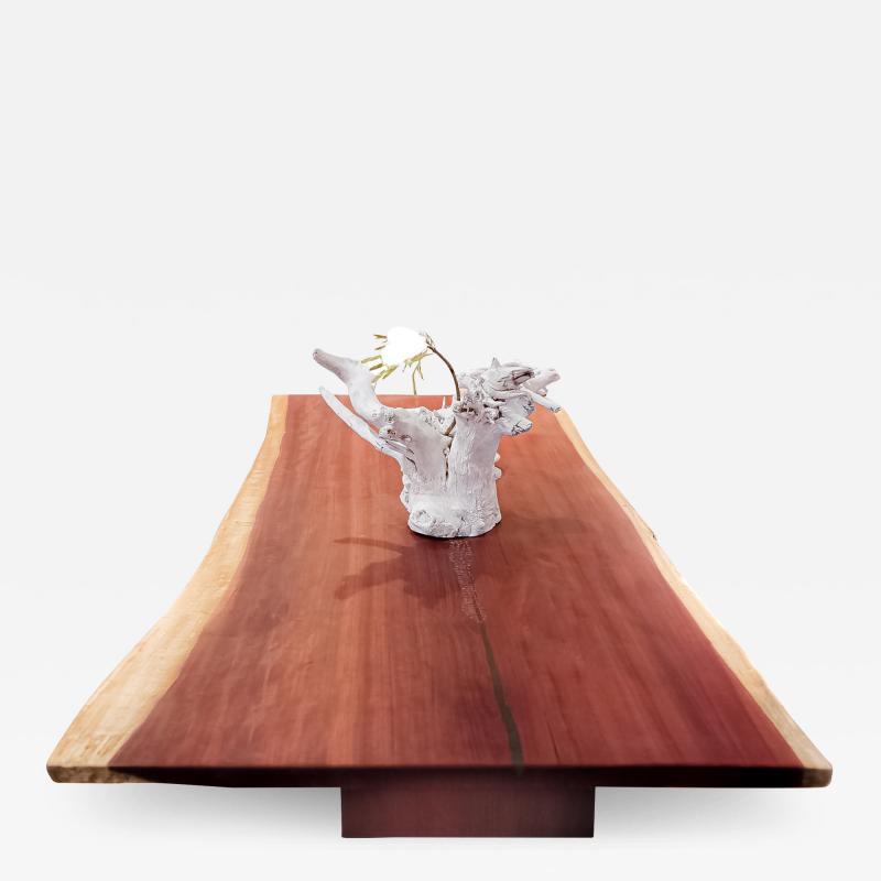 Ian Love Design Purple Heart Dining Table