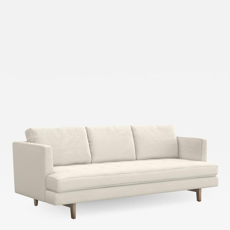 Interlude Home Ayler Sofa Pearl