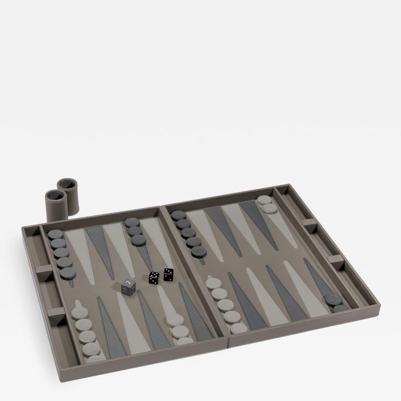 Interlude Home Corbin Backgammon Set
