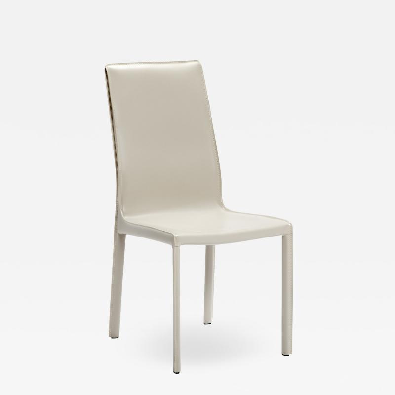 Interlude Home Jada High Back Dining Chair Sand
