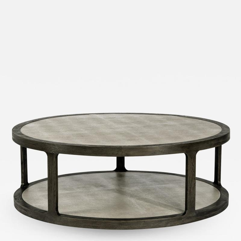Interlude Home Litchfield Round Cocktail Table