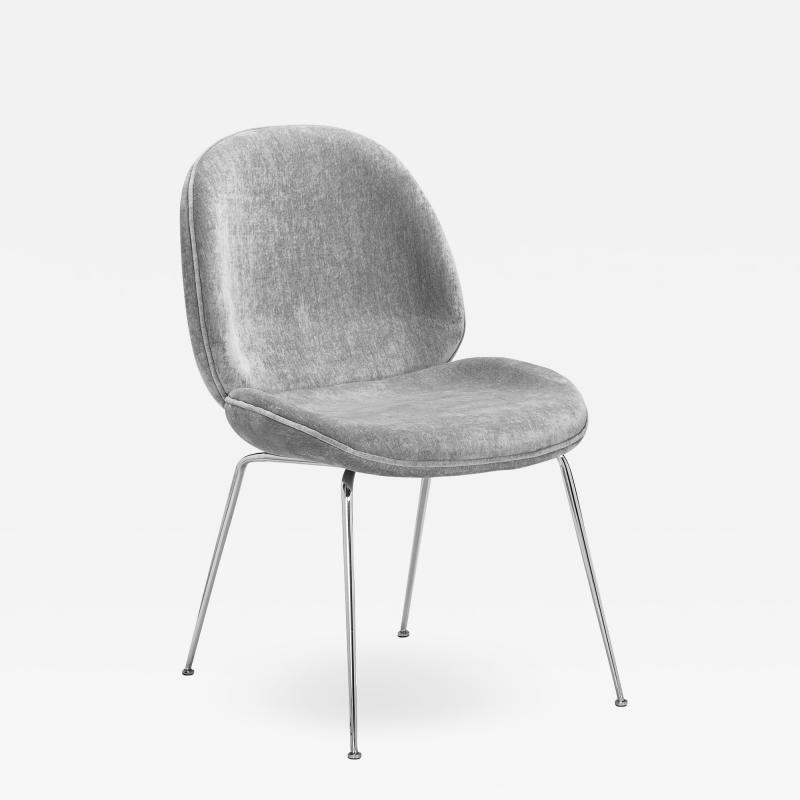 Interlude Home Luna Dining Chair Ocean Grey
