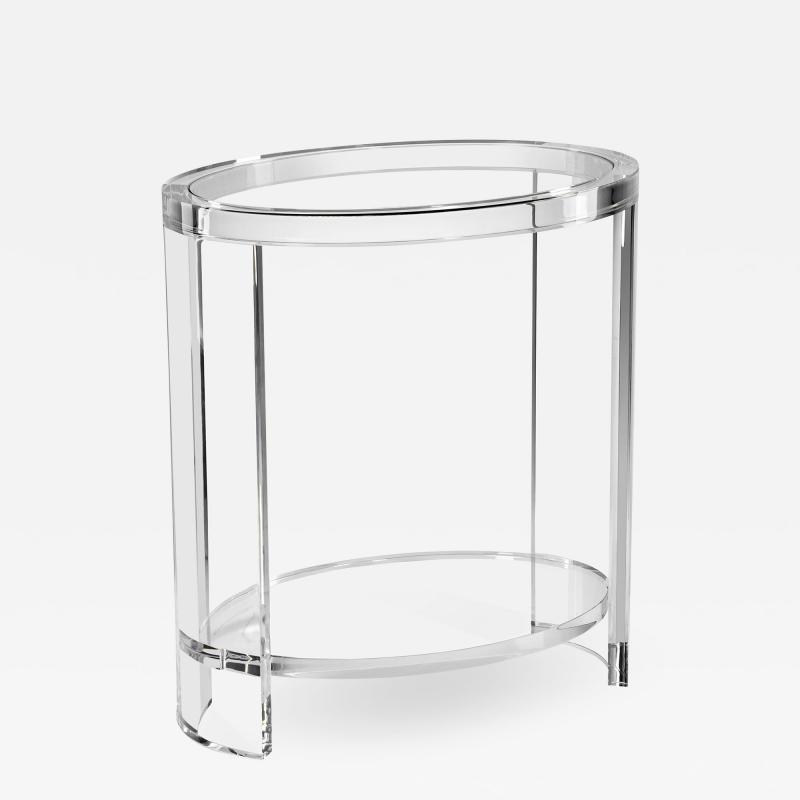 Interlude Home Marcel Side Table
