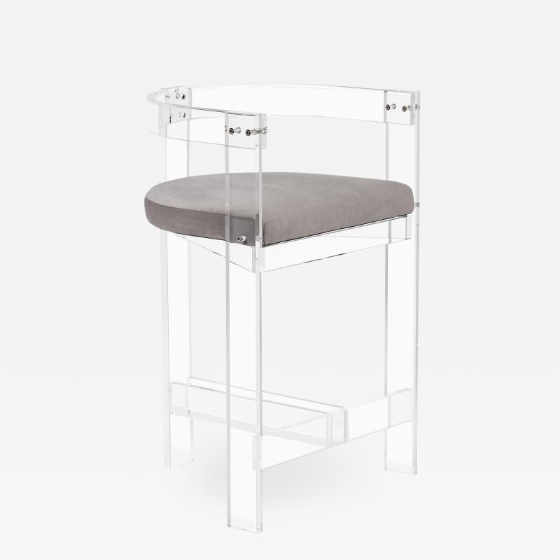Interlude Home Patrice Counter Stool