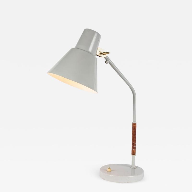 Itsu 1950s Aarne Ervi Ak 22 Table Lamp for Itsu